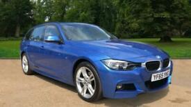 image for BMW 3 Series 320d M Sport Auto  Nav  Rear S Estate Diesel Automatic