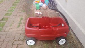 Kids wagon/bike/chairs