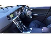 2017 Volvo V60 D3 (150) R DESIGN Lux Nav G/Tr Automatic Diesel Estate