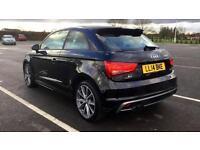 2014 Audi A1 1.4 TFSI S Line Style Edition Automatic Petrol Hatchback