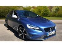 2017 Volvo V40 T3 R Design W. Intellisafe Pro Manual Petrol Hatchback