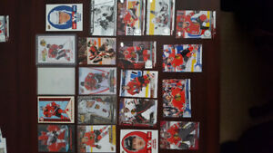 Chicago Blackhawks Hockey Card Lot
