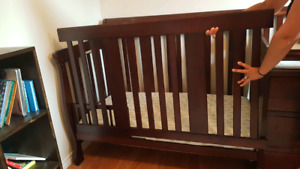 3 in 1 toddler bed