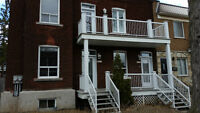 NDG 3+2 bedrooms open concept,fully renovated lower duplex $195