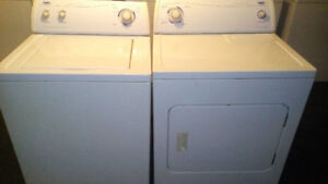 Inglis Washer and Dryer Set