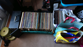 Record collection. Various artists.