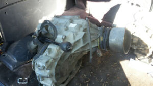 Nissan Pathfinder Transfer Case and parts