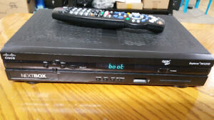 Rogers NextBox 4642HD with Remote