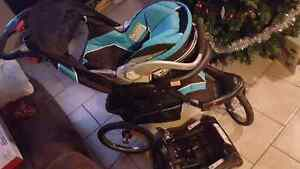SAFETY FIRST STROLLER AND CARSEAT