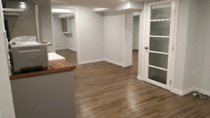 May or June- 2 Bedroom Basement Apartment near SLC