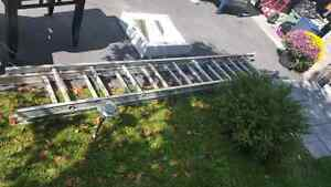 20 foot extension ladder