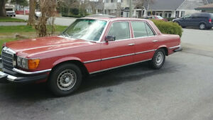 For Sale 1979 Mercedes 300SD