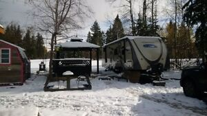 RV Lot at Pigeon Lake Golf Course