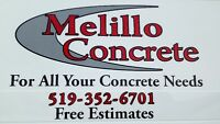 Experienced Concrete Finisher Needed