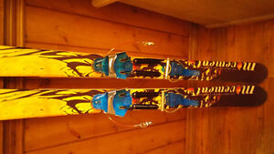 173 Movement Swiss Ski Spark