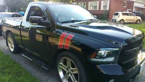 2014 Dodge ram 1500 R/T sport