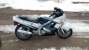 Kawasaki Ninja ZZR250: REDUCED