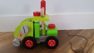 Janod  Recycling Truck / Camion de recyclage Janod
