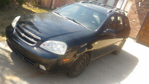 2005 Chevrolet Other LS Wagon 141000km ($1550)