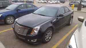 *SUPER LOW KMS* 2009 CADILLAC CTS4 ALL WHEEL DRIVE