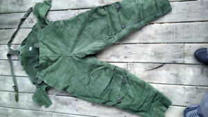 Military-Canvas-Bibbed-Winter-Flight-Pants