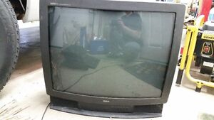 "27"" TV- GREAT for workshop!"