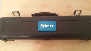 Silver Plated Selmer Flute West Island Greater Montréal image 2