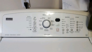 great value on Kenmore Elite Canyon Capacity washer