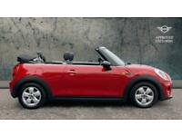 2017 MINI Convertible 1.5 Cooper 2dr Petrol Convertible Convertible Petrol Manua