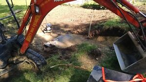 MIGHTY MOE EXCAVATING - LANDSCAPE SPECIALISTS~WE CAN DIG IT Cambridge Kitchener Area image 4