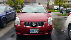 2009 Nissan Sentra certified + emission LOW kms