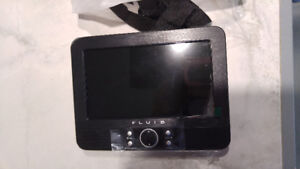 "A vendre 7"" screen dual portable dvd player"