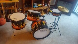 Set of First Act Drums