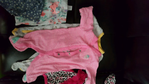 Baby girl clothing 0-3 months