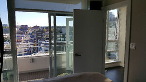 1BR CONDO FURNISHED FOR RENT IN FALSE CREEK AT FAMOUS CENTRAL