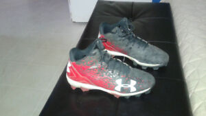 soulier de baseball junior