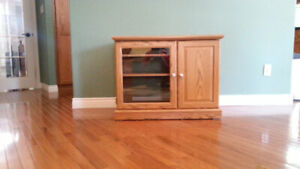 TV Stand and Audio/Video Storage Cabinet