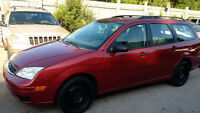 2005 Ford Focus WAGON Wagon