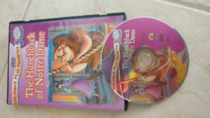 The Hunchback of Notre Dame dvd