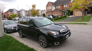 2015 Subaru Forester Xt touring including winter tires on rims
