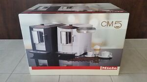 Miele CM5200 Coffee Maker - brand new unopened box