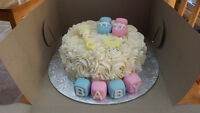 Baby Shower Cakes & Cupcakes
