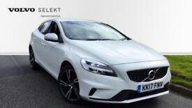 2017 Volvo V40 T2 (122) R DESIGN Pro Geartron Automatic Petrol Hatchback