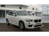 2015 BMW X1 xDrive 20d M Sport 5dr Step Auto Estate Estate Diesel Automatic