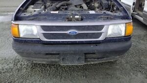 95 - 97 Ford Ranger Lund Grill Grille Insert or Cover Edmonton Edmonton Area image 1