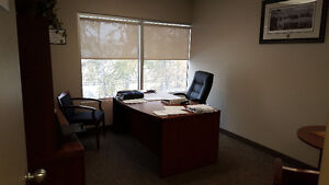 Professional Executive Office Suite for Lease - Cochrane, AB