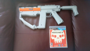 Playstation Move Gun Shooter avec jeu