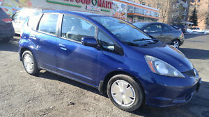 2011 HONDA FIT SPORT HATCHBACK **$6,490+HST****