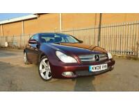 2008 Mercedes-Benz CLS 3.5 CLS350 7G-Tronic 4dr Coupe Petrol Automatic