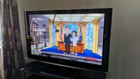 50 inch Plasma TV Panasonic Viera